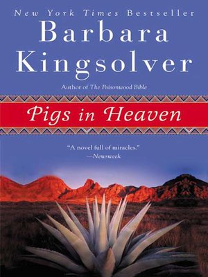 cover image of Pigs in Heaven