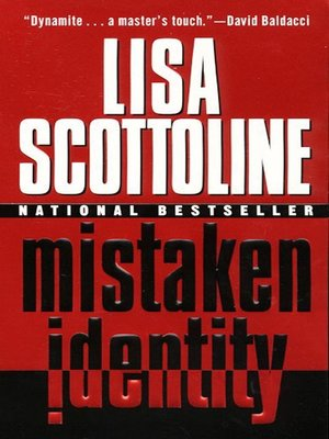 cover image of Mistaken Identity