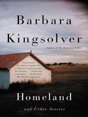 cover image of Homeland and Other Stories