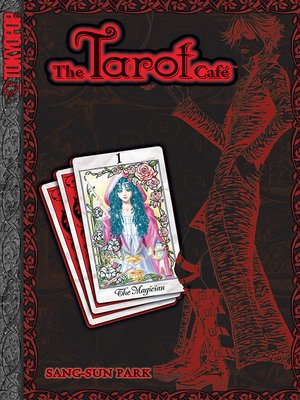 cover image of The Tarot Cafe Manga, Volume 1