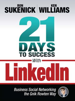 cover image of 21 Days to Success with LinkedIn