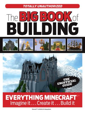 cover image of The Big Book of Building