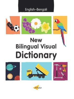 cover image of New Bilingual Visual Dictionary (English–Bengali)