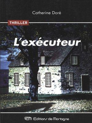 cover image of L'exécuteur