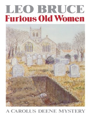 cover image of Furious Old Women