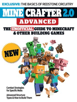 cover image of Minecrafter 2.0 Advanced