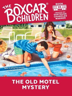 cover image of The Old Motel Mystery