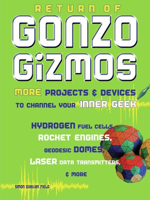 cover image of Return of Gonzo Gizmos