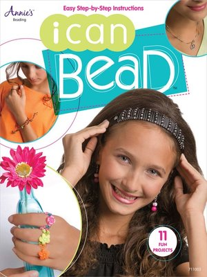 cover image of I Can Bead