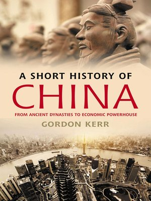 cover image of A a Short History of China