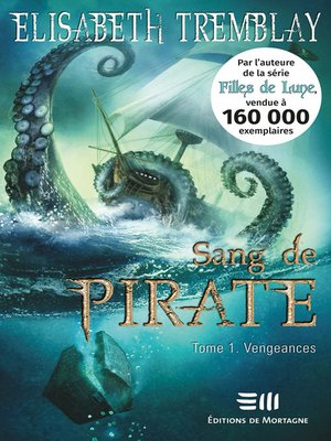 cover image of Sang de Pirate 01