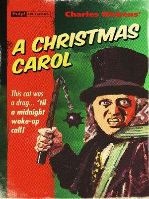 cover image of A a Christmas Carol