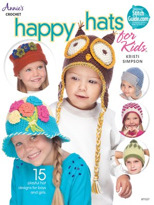 cover image of Happy Hats for Kids