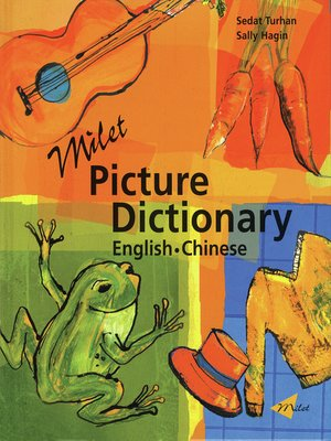 cover image of Milet Picture Dictionary (English–Chinese)
