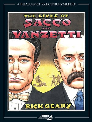 cover image of The Lives of Sacco & Vanzetti