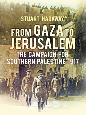 cover image of From Gaza to Jerusalem