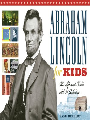 cover image of Abraham Lincoln for Kids