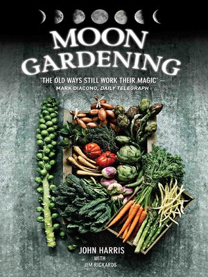cover image of moon gardening