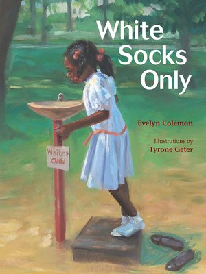 cover image of White Socks Only