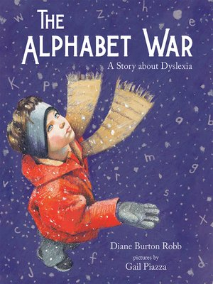 cover image of The Alphabet War