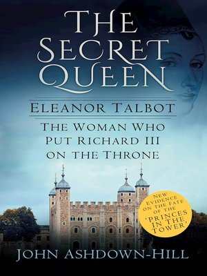 cover image of Eleanor the Secret Queen