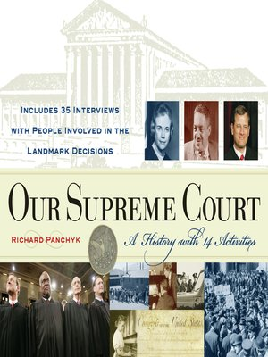cover image of Our Supreme Court