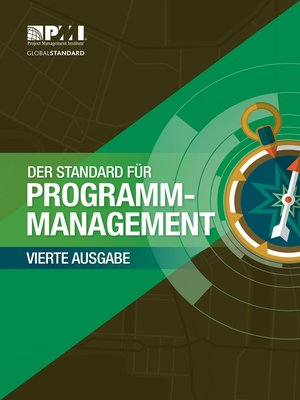 cover image of The Standard for Program Management-- (GERMAN)