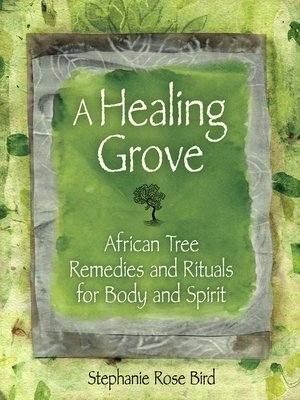 cover image of A Healing Grove