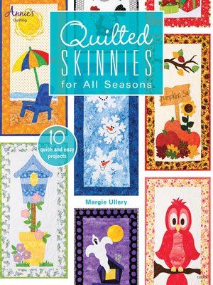cover image of Quilted Skinnies for All Seasons