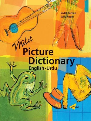 cover image of Milet Picture Dictionary (English–Urdu)