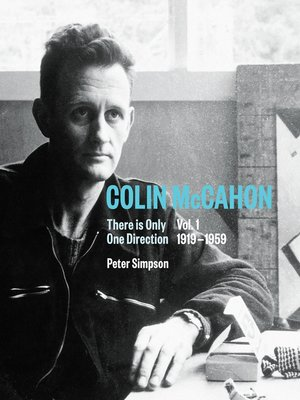 cover image of Colin McCahon
