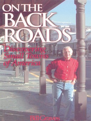 cover image of On the Back Roads