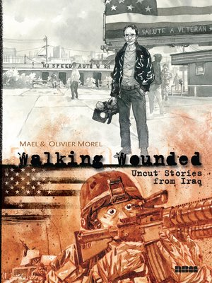 cover image of Walking Wounded