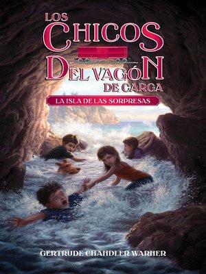 cover image of La isla de las sorpresas