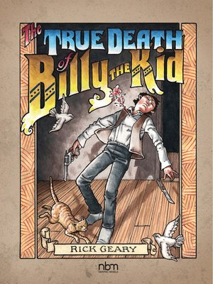 cover image of The True Death of Billy the Kid