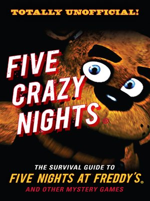 cover image of Five Crazy Nights