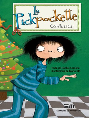cover image of La pickpockette
