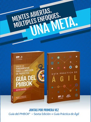 cover image of A Guide to the Project Management Body of Knowledge (PMBOK(R) Guide- / Agile Practice Guide Bundle (SPANISH)