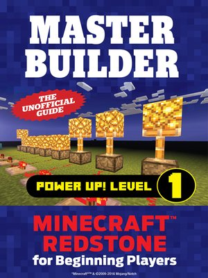 cover image of Master Builder Power Up! Level 1