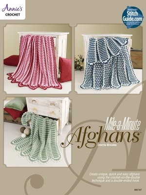 cover image of Mile-A-Minute Afghans