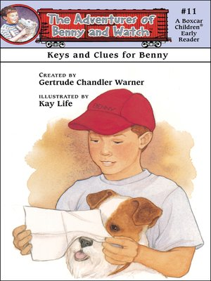 cover image of Keys and Clues for Benny