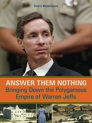 cover image of Answer Them Nothing