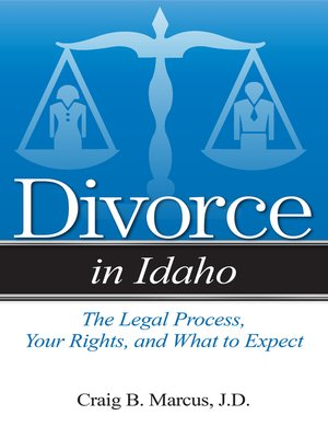 cover image of Divorce in Idaho