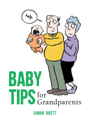 cover image of Baby Tips for Grandparents