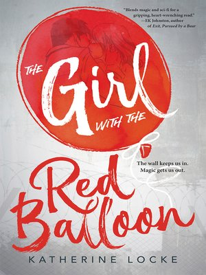 cover image of The Girl with the Red Balloon
