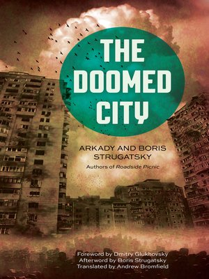 cover image of The the Doomed City