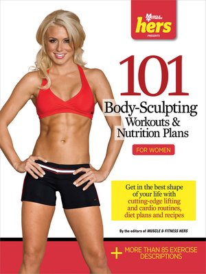cover image of 101 Body-Sculpting Workouts & Nutrition Plans