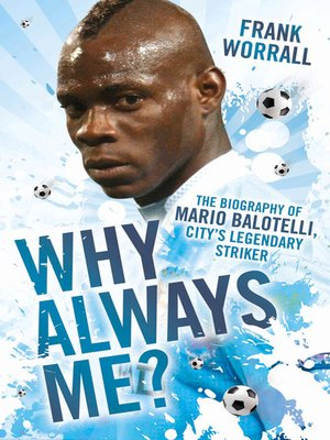 cover image of Why Always Me?