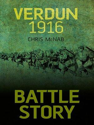 cover image of Verdun 1916