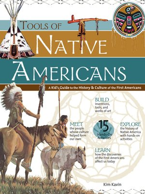 cover image of Tools of Native Americans